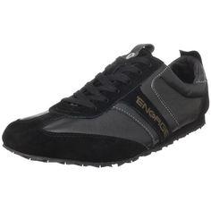 Energie Men's Monterey Fashion Sneaker,Black « Impulse Clothes