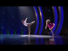 "Lauren Froderman & Kent Boyd, ""Collide"", Contemporary, Choreography by Travis Wall, Season 7"