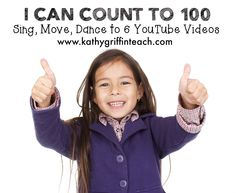 YouTube videos for 100th day of school
