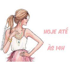Bom diaaaaaa meninas hoje a loja fica aberta até às 14h!!!! Esperamos vocês! ♡     ••》Whatsapp 43 9148-2241  ☎  43 3254-5125.    Rua Rio Grande do Norte, 19 Centro - Cambé-Pr  #carolcamilamodas #cuidedevocê #oseudia #outubrorosa #clientelinda #news #Verão16 #euquero #summerlovers #trend #fashionistando