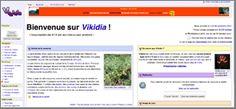 Vikidia : les savoirs du monde vus par les enfants