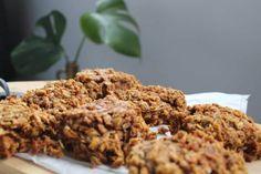 DINSDAG BOOST   Peanut Pumpkin Cookies
