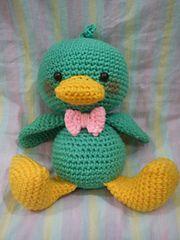 Ravelry: Macha Duck pattern by Duchess Gala