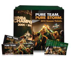 Seattle Storm: 2012 Season Ticket Package