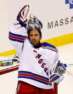 Henrik Lundqvist, New York Rangers