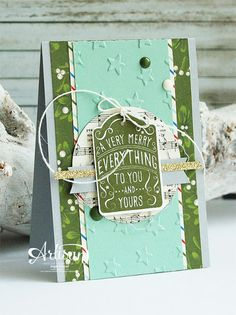 Stampin 'Cards and Memories: You Can Create It! November