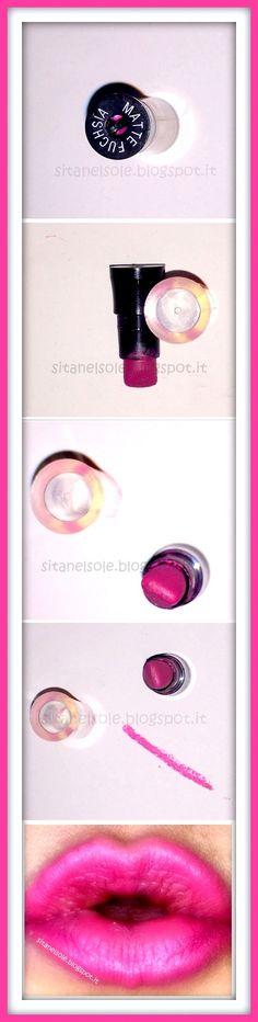 #Avon #FucsiaMatte #lisptick #lipstickmat  #fuchsia #avonlipstick #avoncosmetics #avonproducts #avonitalia #rossettoavon #rossettofuchsia #avon   per info sui prodotti Avon:  http://isoladellabellezzaemakeup.blogspot.it/