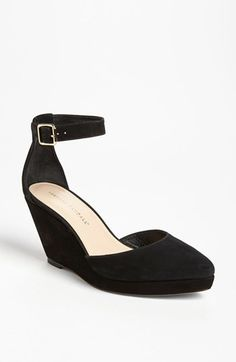 wedge ankle strap