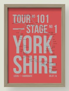 Commemorating the Tour in Yorkshire | Journal | Project 53