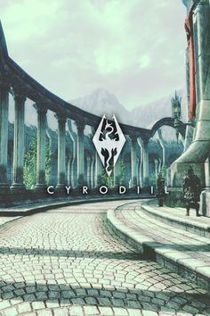 Qlax   Elder Scrolls Widescreen Backgrounds #1 Elder...