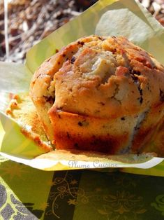Muffins poires-chocolat (22)