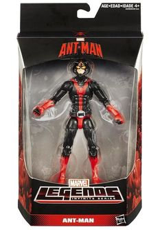Marvel Legends Infinite Series Ant-Man Exclusive Action Figure 6 Inches Original //Price: $31.99 & FREE Shipping //     #civilwar
