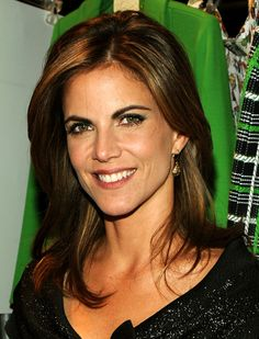 Natalie Morales Photo - Milly By Michelle Smith - Backstage - Spring 2011 MBFW