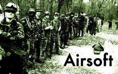 Airsoft : Play war without blood and death... I Approve
