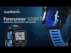 Introducing the Forerunner® 920XT from Garmin® – a multisport GPS watch with advanced running dynamics and connected features » Garmin Blog