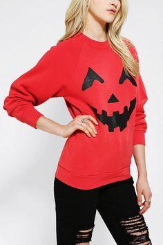 Jack-o-Lantern Sweatshirt | $34