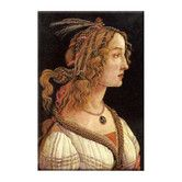 Found it at Wayfair - Portrait of Simonetta Vespucci Painting Print on Wrapped Canvas