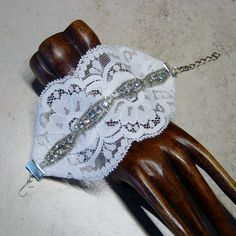 Hey, I found this really awesome Etsy listing at https://www.etsy.com/listing/286385363/white-lace-cuff-bracelet-brides