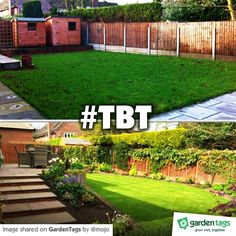 The effort you've all put into your has really shown GTers - and you should be Today is for you, and all you've achieved. Share your and pics with in-app :) Amazing Transformations, Effort, Sidewalk, Deck, Gardens, App, Outdoor Decor, Instagram Posts, Image