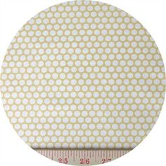 Kei, Honeycomb Dot Yellow