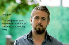 gosling is so smart and practical