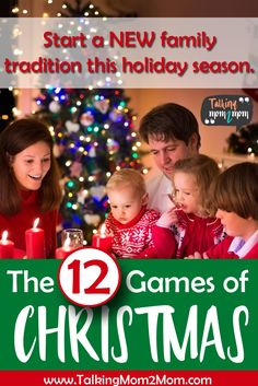 Start a NEW Family Tradition during the Holidays w…