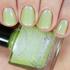 Femme Fatale Cosmetics Fields Of Treasure | The Afterlight Gala Collection | Peachy Polish