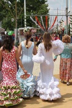 Feria de Abril de #Sevilla