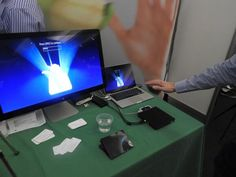 Ultrahaptics shows off sense of touch in virtual reality #Latest Tech Trends VentureBeat