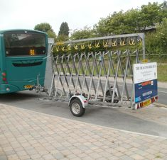 trailers for carrying bicycles - Google Search