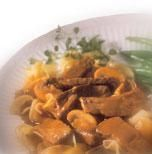 Another great Jenny recipe: Easy Beef Stroganoff