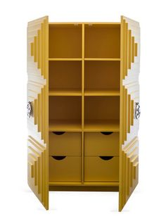 Gaultier Armoire by SHINE by S.H.O on Gilt Home ok i need a million dollars to buy all this cute stuff!