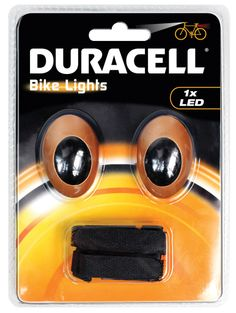 BIK-M01DU Duracell Bunny Eyes Front and Rear LED Bicycle Light Set - http://www.duracelldirect.co.uk/pno/bik-m01du.html