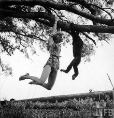 Irish McCalla as Sheena Queen of the Jungle 1950s