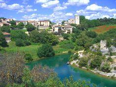 Esparron-de-Verdon - Provence, France