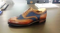 Cheaney Shoes Cheaney Shoes, Two Tones, Tassel Loafers, Derby, Oxford Shoes, Dress Shoes, Lace Up, Men, Projects