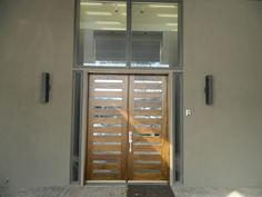 These slits in these ETO door are great for privacy and adding interesting design to your entryway! Give it a try with your summer home.