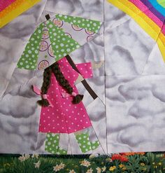 Handiwerx: Spring Showers - Tutorial and Give-aways! free pdf patterns