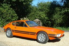 Classic Brazilian VW sports car: SP2, I owned one of these in Brasilia in 1978 -- wish  I had brought it back to the U.S.