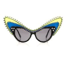 A-Morir - Vogue.it ❤ liked on Polyvore featuring sunglasses