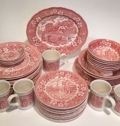 Sets Of  Country Kitchen Collector Plates