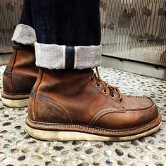 Red Wing 1907 - I need to get a pair of these for my Husband!