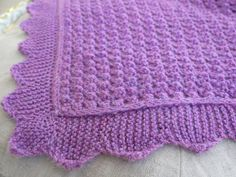Knitting on a border so that it looks smooth may look challenging, but it is easy and dare I say it, fun!!  There are probably as many ways to do it as there are cast on's, but usually, this is the…