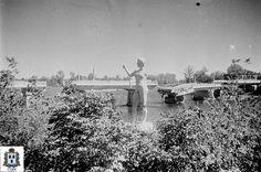 Харьковский мост после Второй мировой войны