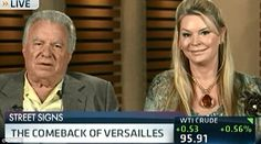 David and Jackie Siegel's Palace Of Versailles to be finished in 2015 after 11 years of construction