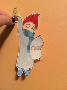 Lodger Paperchild by VostokLucini on DeviantArt