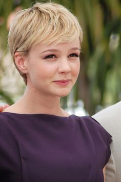 pixie with about my hair color