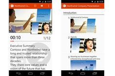 Microsoft Office Remote for AndroidOffice Remote (Free on Android) serves a single purpose: It lets you control PowerPoint presentations for Office 2013. The app won't just magically work with any computer and any version of Office, though (unfortunately). You have to have Microsoft Office 2013