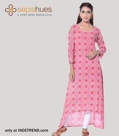 #trendy #sepihuesclothing #clothing #brand #sepihues #fashion #apparel #design #fusion Shop Ladies latest fashion dresses @ INDETREND.com