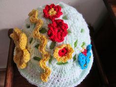 csináld magad: Pillangós kalap